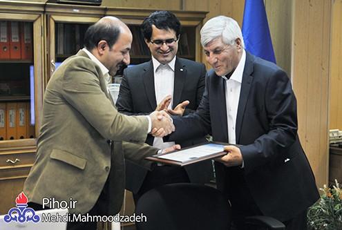 بهداشت و درمان صنعت نفت فارس موفق به کسب گواهینامه HSE-MS از لترینای یونان شد