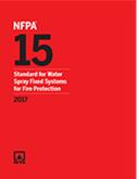 NFPA 15 2007