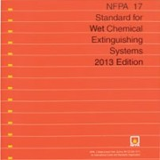 NFPA 17A - 2013 Wet Chemical Extinguishing Systems